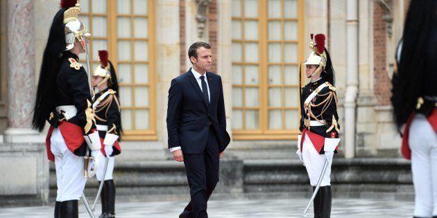 Macron va bien convoquer les députés et sénateurs à Versailles