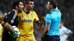 L'arbitre de Real Madrid-Juventus sous protection