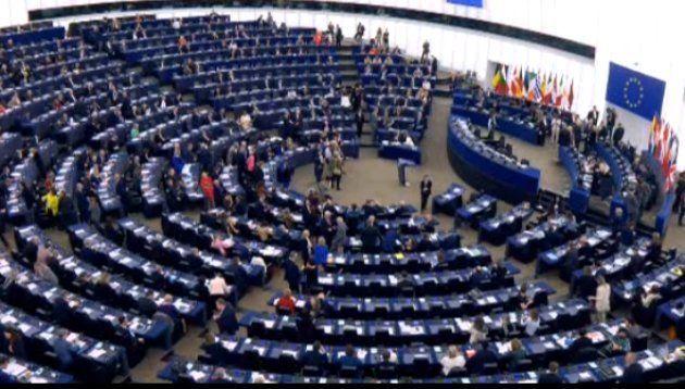 Les trois moments forts de Macron devant le Parlement européen à