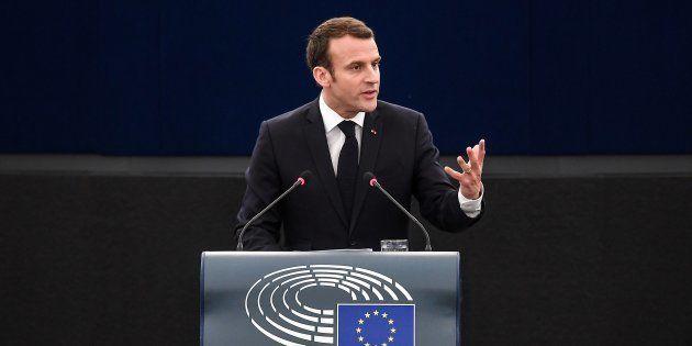 Emmanuel Macron s'est exprimé ce mardi matin devant le Parlement