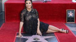 Pour Eva Longoria, son étoile à Hollywood, c'est