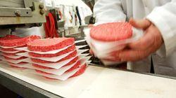 Des steaks vendus par Auchan rappelés pour une