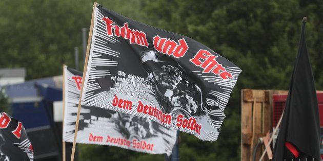 Comment un festival néonazi célébrant l'anniversaire d'Hitler peut encore être organisé en