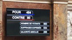 La réforme de la SNCF adoptée très largement en première