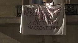 Sciences Po Paris à son tour occupée par des