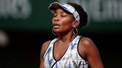 Venus Williams responsable d'un accident de la route