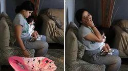 La vidéo de cette maman va décomplexer les jeunes parents