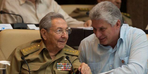 Le nouveau président cubain n'est ni un Castro ni un militaire