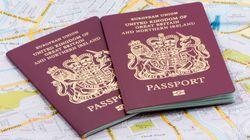 Le passeport britannique post-Brexit sera