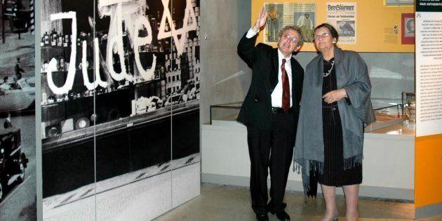 Le jour où j'ai guidé Simone Veil au mémorial de la Shoah à