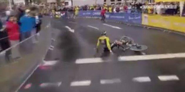 Tour de France 2017: le première chute de la Grande Reine lors de la 1ère étape mérite une excellent...