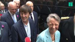 Hulot inaugure le TGV vers Bordeaux: