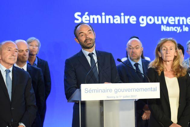 À l'issue de son séminaire à Nancy, le gouvernement Philippe veut