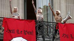 Les Femen fêtent leurs 10 ans à Paris, retour en images sur un phénomène