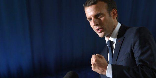 Emmanuel Macron devant le Congrès à Versailles, pour
