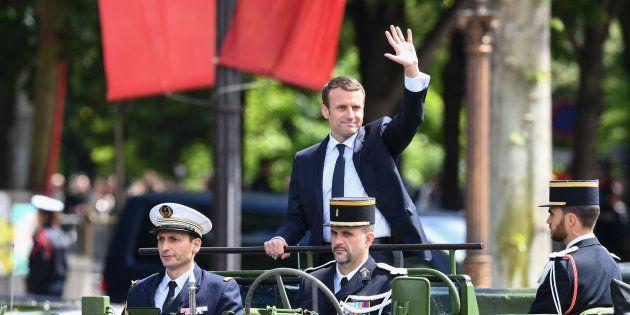 Un jeune homme qui projetait un attentat contre Macron le 14 juillet mis en