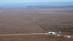 L'étrange signal capté par le détecteur d'ondes gravitationnelles venait... d'un
