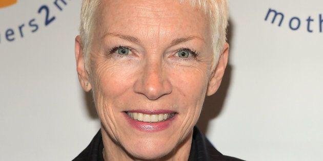 Annie Lennox recrutée par une radio de Los Angeles qui pense qu'elle a