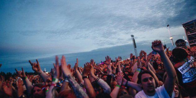 Le plus grand festival de musique en Suède annulé après des viols.