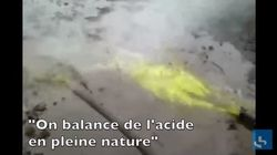 Un ancien sous-traitant d'ArcelorMittal dit avoir déversé de l'acide dans la nature pendant des