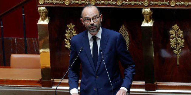Edouard Philippe à l'Assemblée nationale le 4 juillet