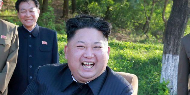 Kim Jong-un déclare que son missile était