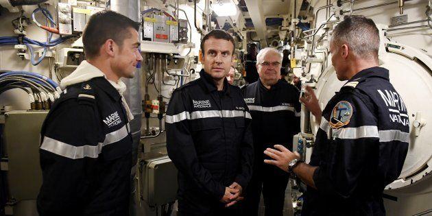 Emmanuel Macron avait mieux à faire qu'écouter le discours de politique générale de