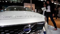 Toutes les Volvo auront un moteur électrique à partir de 2019, une grande