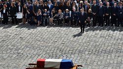 Macron annonce que Simone Veil et son époux Antoine reposeront au