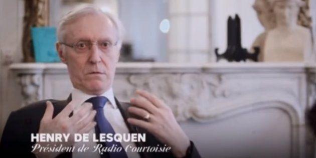 Jugé trop extrémiste, Henry de Lesquen évincé de Radio