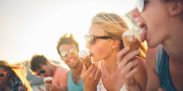 Voici ce que mangent les nutritionnistes et diététiciens à la plage