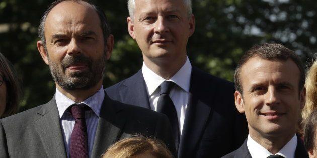 Dans notre baromètre YouGov, le président de la République et son premier ministre connaissent un état...
