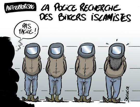 Oui, les jihadistes sont aussi des