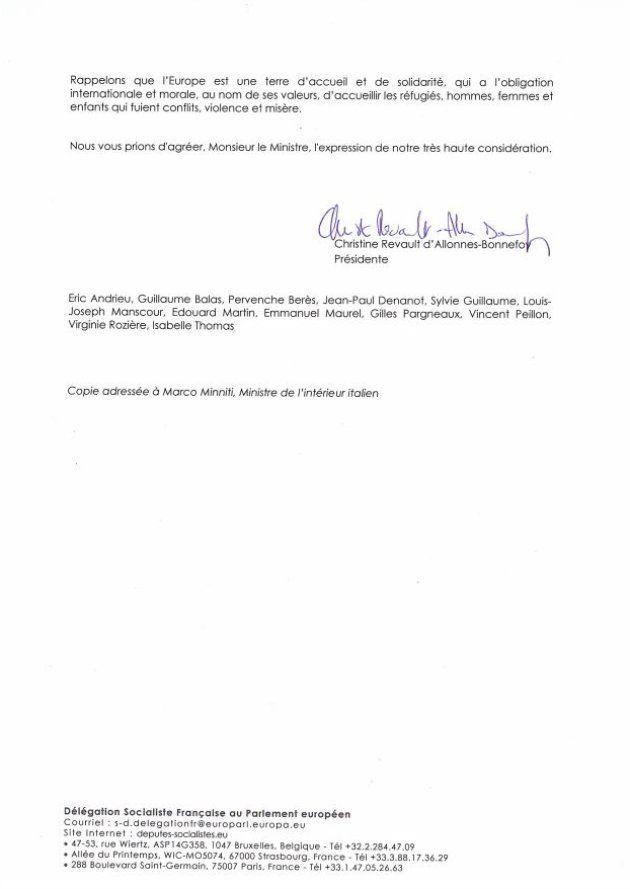 M. le Ministre de l'Intérieur, nous vous demandons de dissoudre le groupuscule d'extrême-droite Génération