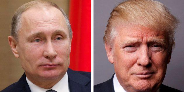 À la veille de leur 1ère rencontre, Trump et Poutine donnent le ton (et ça risque d'être