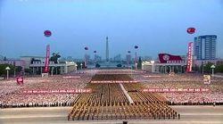 La Corée du Nord ne fait pas les choses à moitié pour fêter son tir de