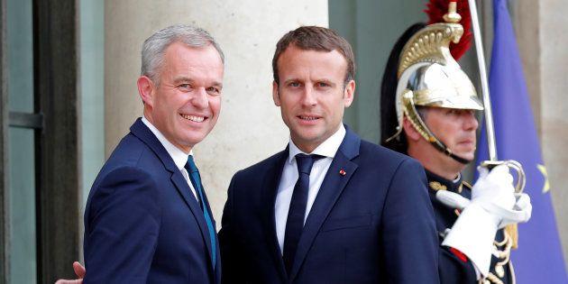 François de Rugy propose une dose de proportionnelle à 100
