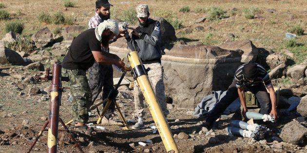 Syrie: les États-Unis et la Russie se mettent d'accord sur un cessez-le-feu dans le sud du