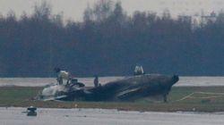 Crash de l'avion de Christophe de Margerie: les 2 principaux condamnés, dispensés de