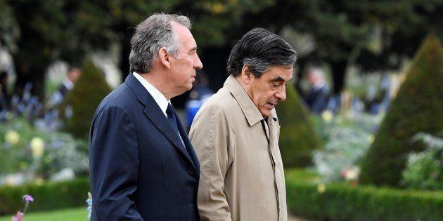 Que veut faire Fillon de Bayrou, bouclier anti-Macron malgré