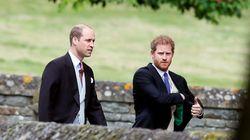 Harry et William parlent de Lady Di, ensemble, pour la 1ère fois depuis sa