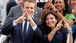 Macron, VRP de luxe en Suisse, pour une ultime opération séduction pour les JO à