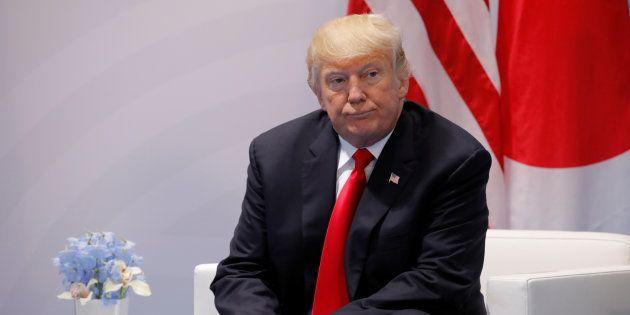Après avoir vu Poutine, Trump a proposé de travailler sur la cybersécurité avec la Russie (mais il a...