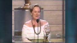 Meryl Streep n'a pas à répondre à Trump, son discours de 2004 est déjà