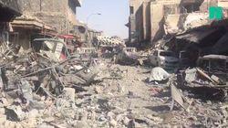 Les images de Mossoul, dévastée par la bataille qui fait rage depuis 9