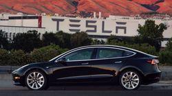 Elon Musk dévoile les photos de son Model 3: le patron de Tesla est-il le nouvel Henry