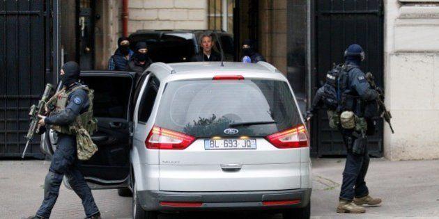 Deux suspects qui voulaient participer aux attentats du 13 novembre remis à la