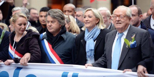 Front national: derrière le leadership de Marine Le Pen, les rivalités idéologiques