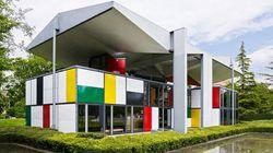 De la Révolution des formes entre 1920 et 1960, à la rencontre de Klee, Giacometti, Le Corbusier, sur la terre