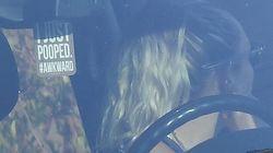Miley Cyrus a bien ri à la blague légèrement scato de Liam